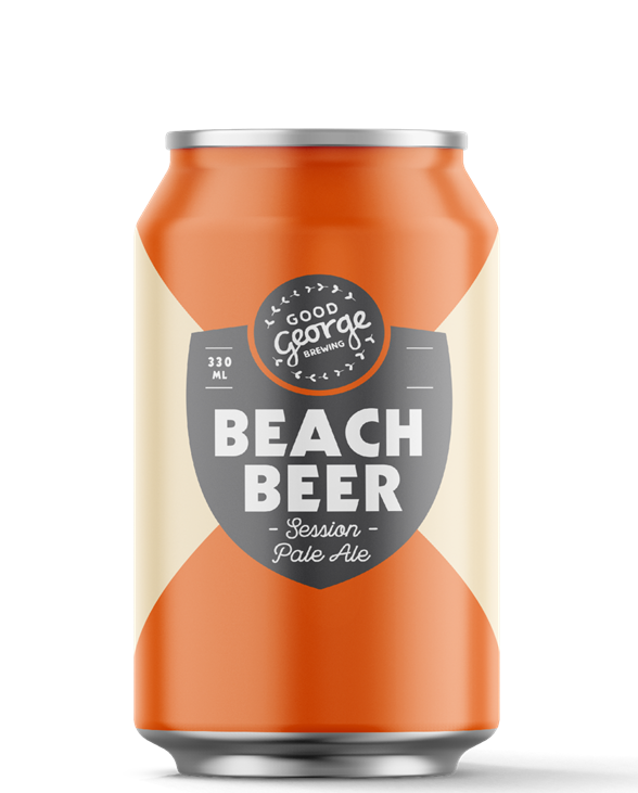 Good George Beach Beer