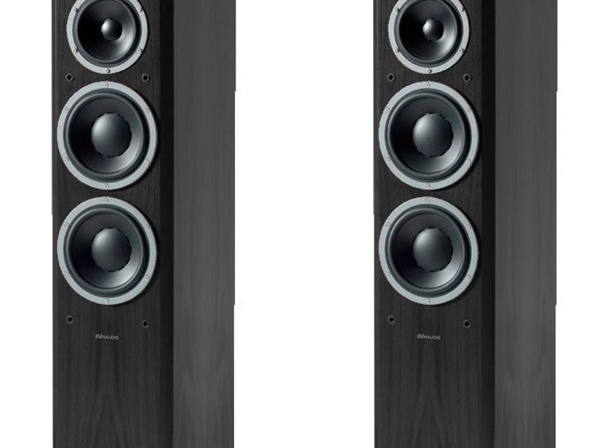 DYNAUDIO FOCUS 340 Floorstanding Loudspeakers