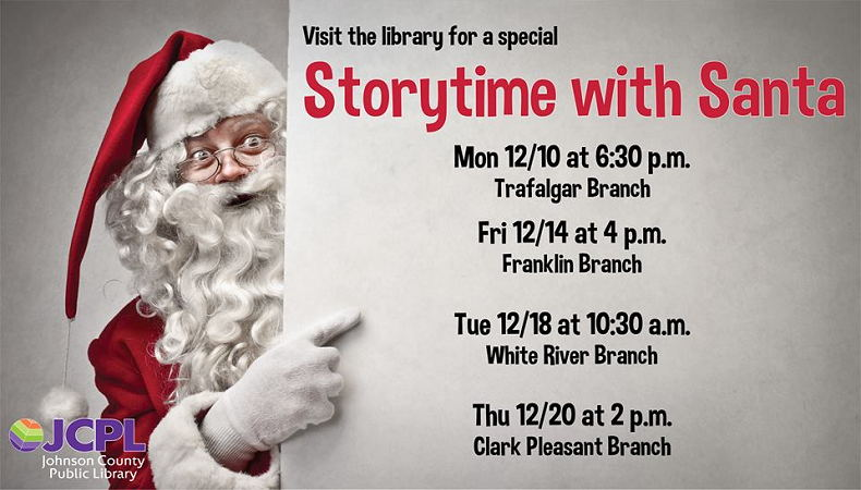 Storytime with Santa