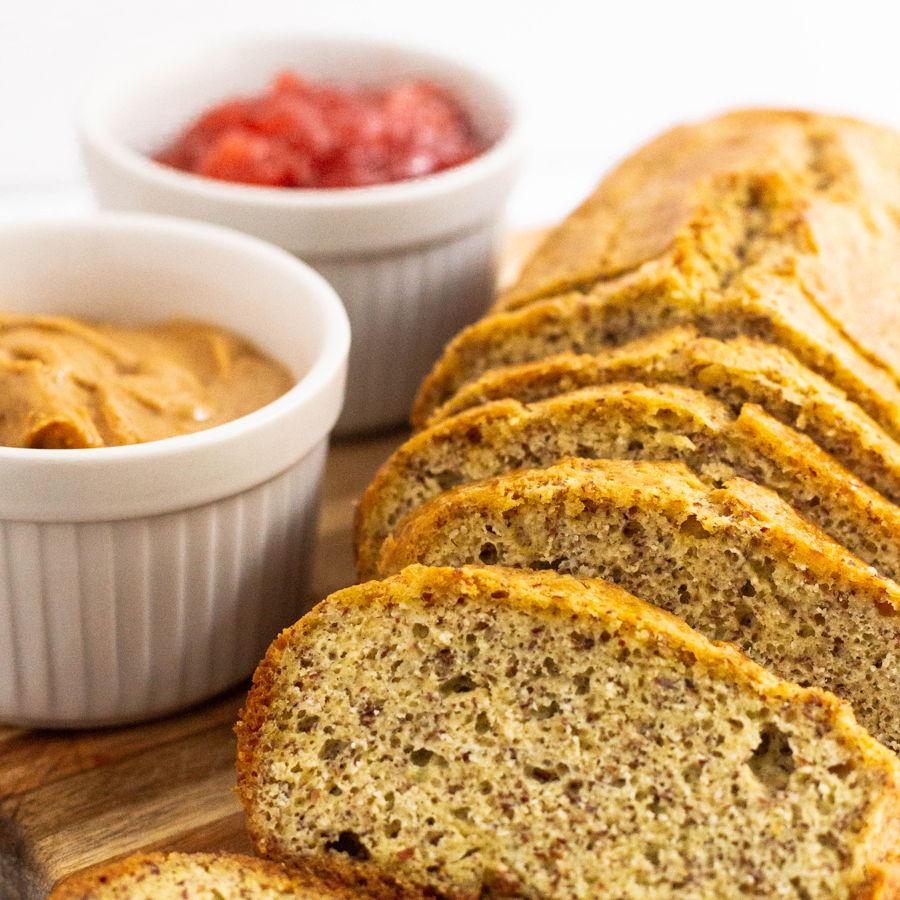 Keto Almond Bread
