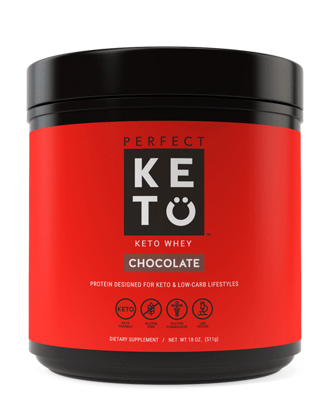 Perfect Keto Whey Protein for Ketosis
