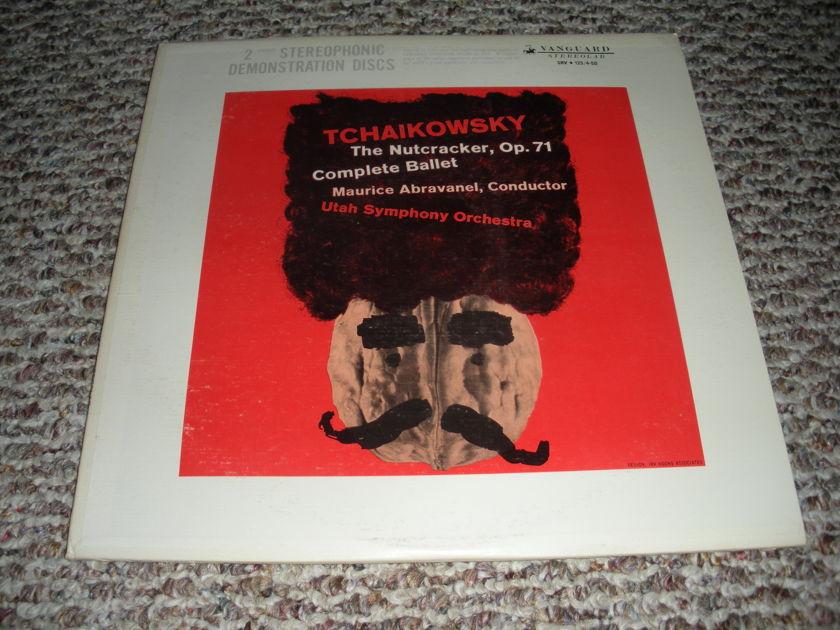 *SALE* - Tchaikovsky Nutcracker Complete Ballet SRV 123  2lp Set