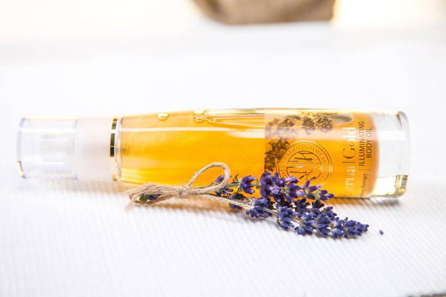 Eternal Gold Illuminating Dry Body Oil