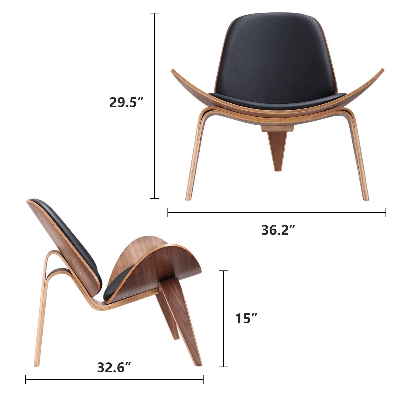 hans wegner shell chair, shell chair, wegner chair