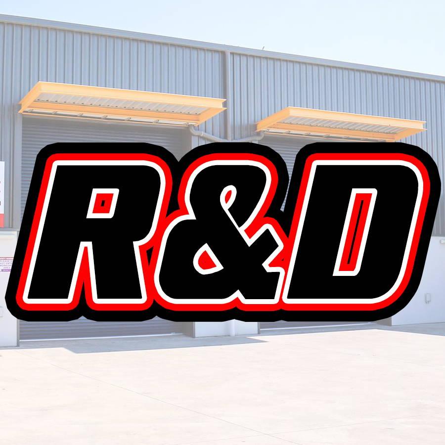 R & D Mechanical Logo
