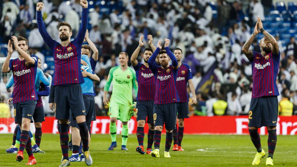 Barcelona victoria