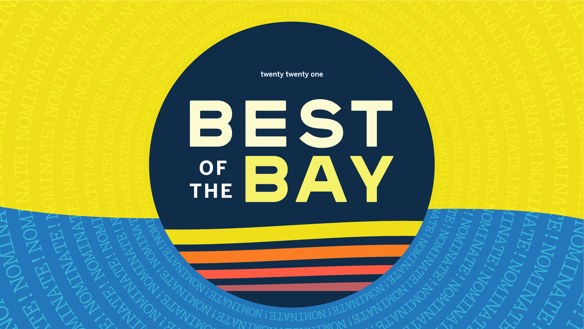 Welcome to Best of the Bay 2021