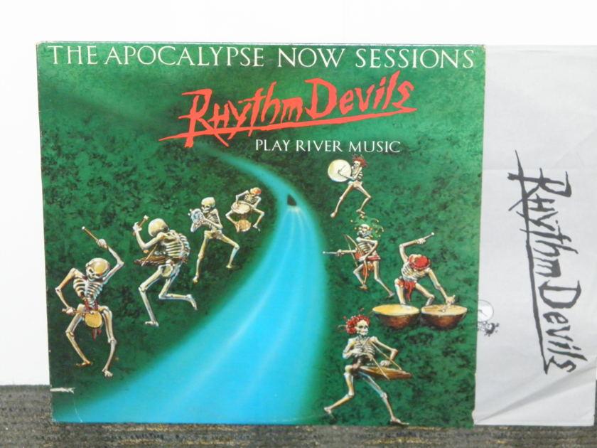 Rhythm Devils Play River Music - The Apocalypse Now Sessions Passport PB 9844