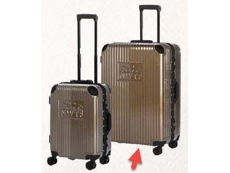 Wheeled 28 Luggage with NWTF Logo