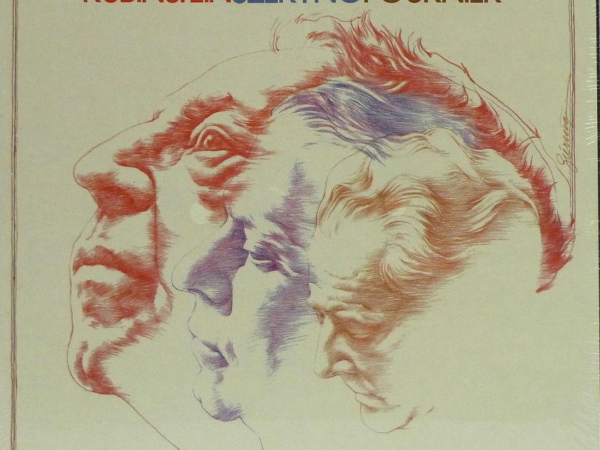 Brahms: THE THREE TRIOS - Schumann: TRIO IN D MINOR Rubinstein/Szeryng/Fournier