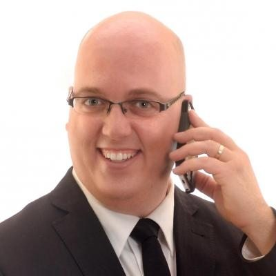 Simon Dufour Courtier immobilier RE/MAX de Francheville
