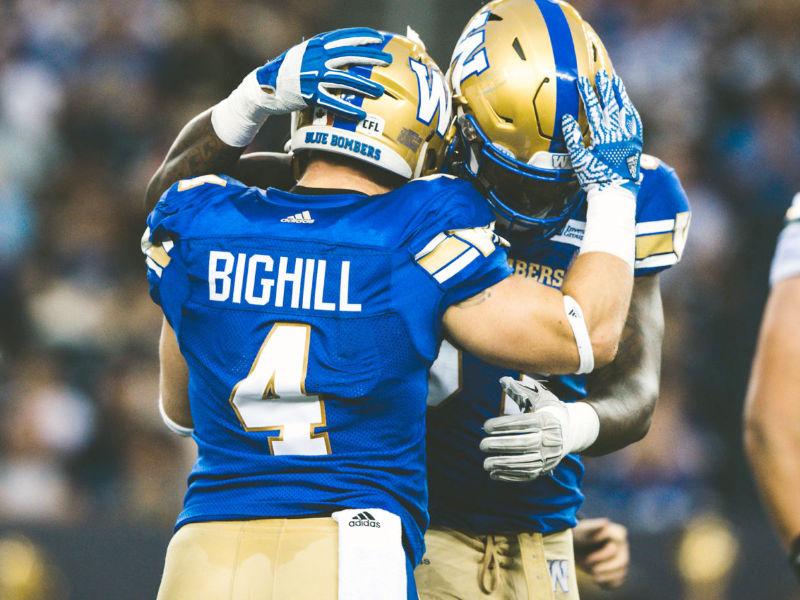 Winnipeg Blue Bombers betting odds