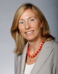 Sally Cates spent five years heading global communications at Citigroup Wealth Management.