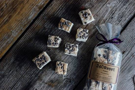 Gourmet Marshmallows by 240sweet