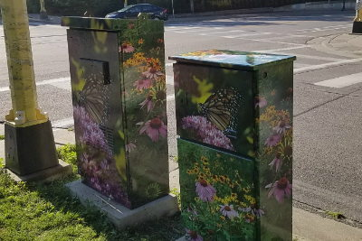 Image of Utility Boxes
