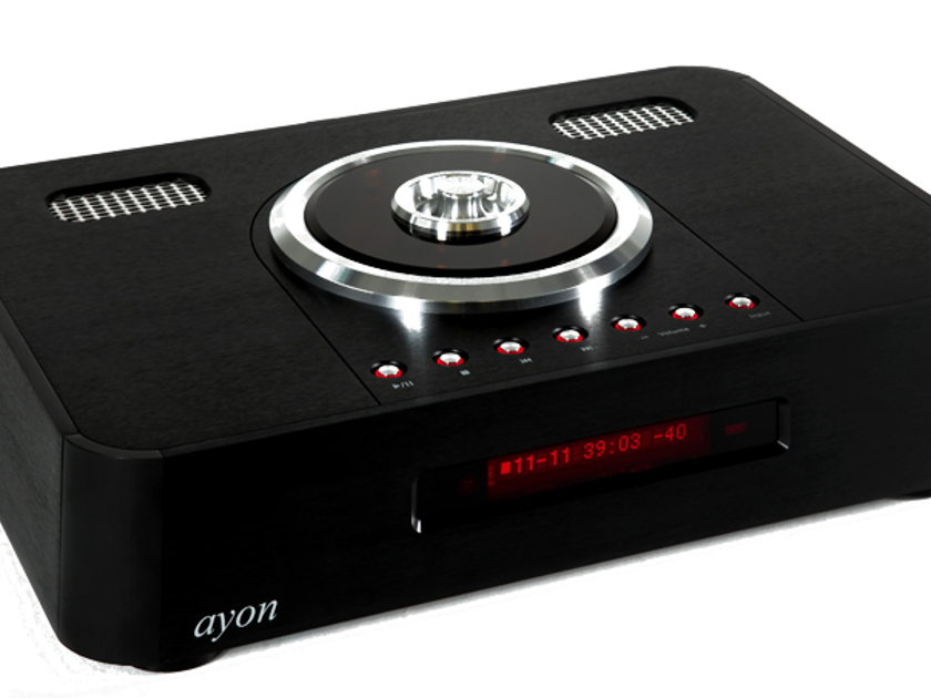 Ayon Audio CD-1sc  10/10 Demo