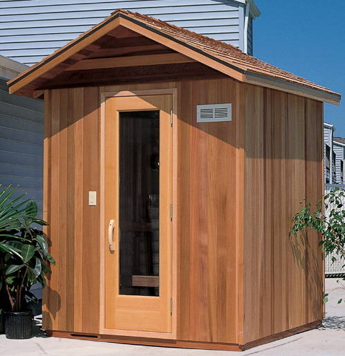 Avalon Outdoor Sauna