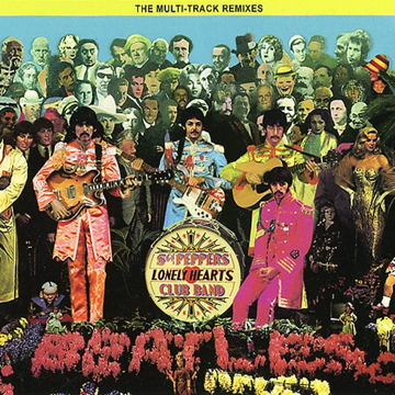 SGT PEPPER CD