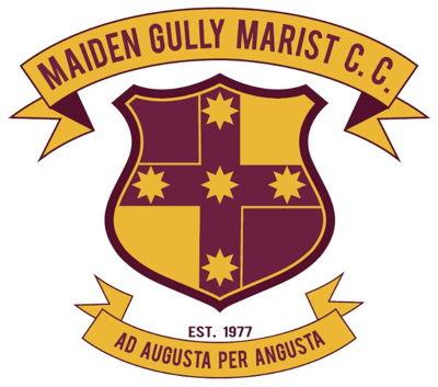 Maiden Gully Marist Cricket Club Logo