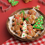 Mild Gingerbread Cookies