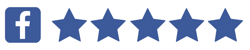 Facebook 5-Star Rating