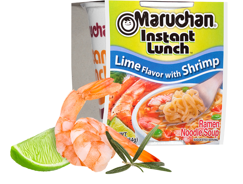 Lime Flavor with Shrimp