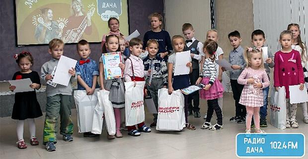 Конкурс детских рисунков «Лучшая мама на свете» завершился на «Радио Дача» в Ижевске - Новости радио OnAir.ru