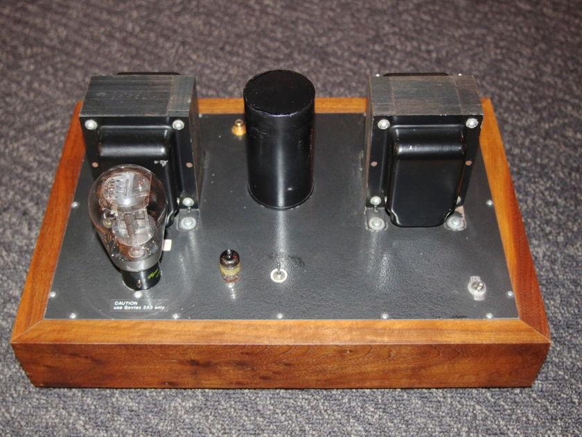 Electra-Print 2A3 DRD Mono Tube Power Amplifier