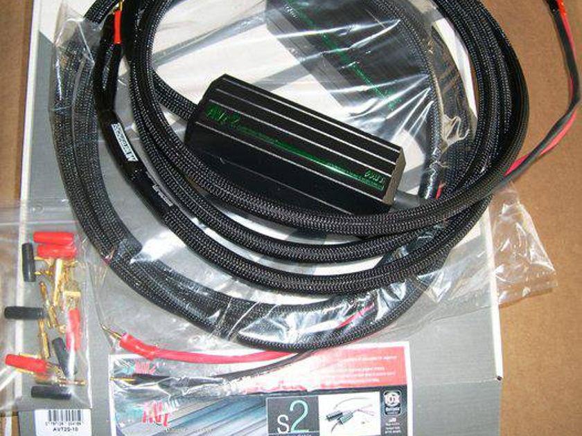 MIT AVT2 8ft pair NEW IN BOX, 2011 model LIFETIME WRNTY