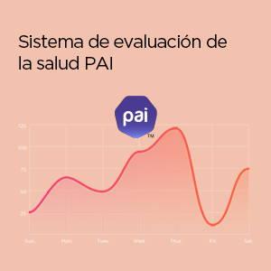 Amazfit Bip U - Sistema de evaluación de la salud PAI ™