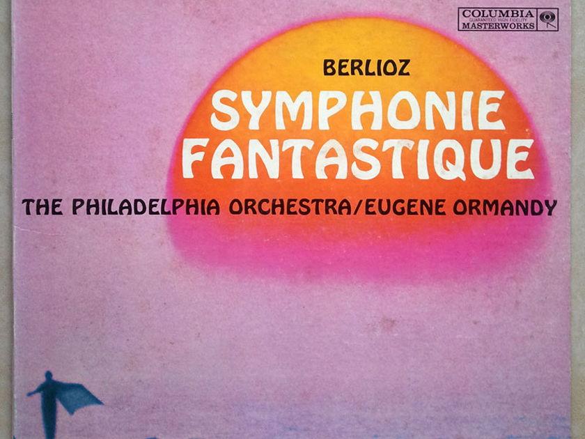 COLUMBIA 2-EYE   ORMANDY/BERLIOZ - Symphonie Fantastique / VG+