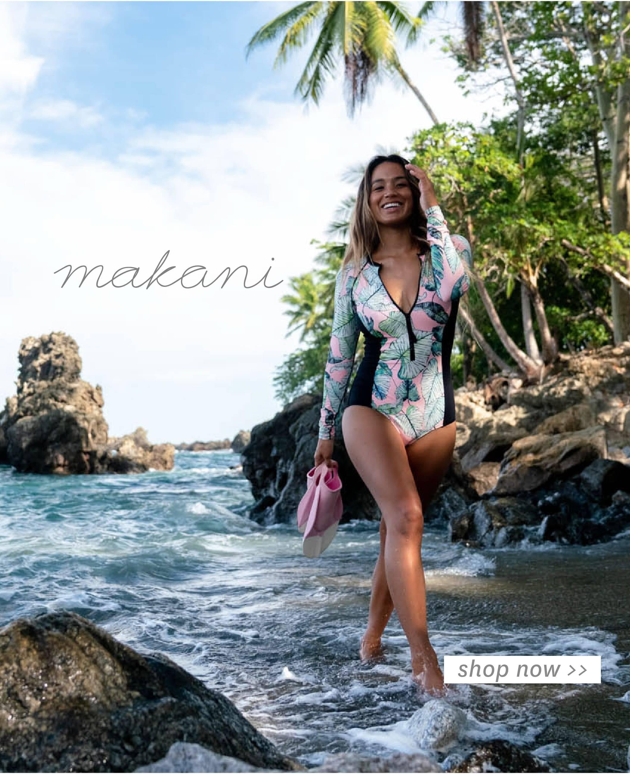 Shop Eidon's MAKANI collection!