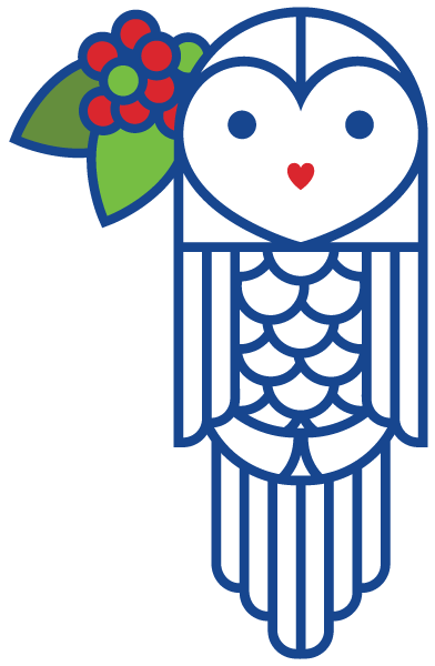 Alma Coffee Owl Logo