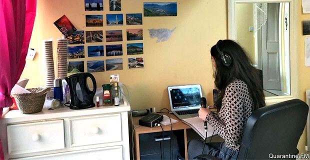 #ONAIRFOREVER Пандемия COVID-19 дала толчок новым интересным и полезным радиопроектам - Новости радио OnAir.ru