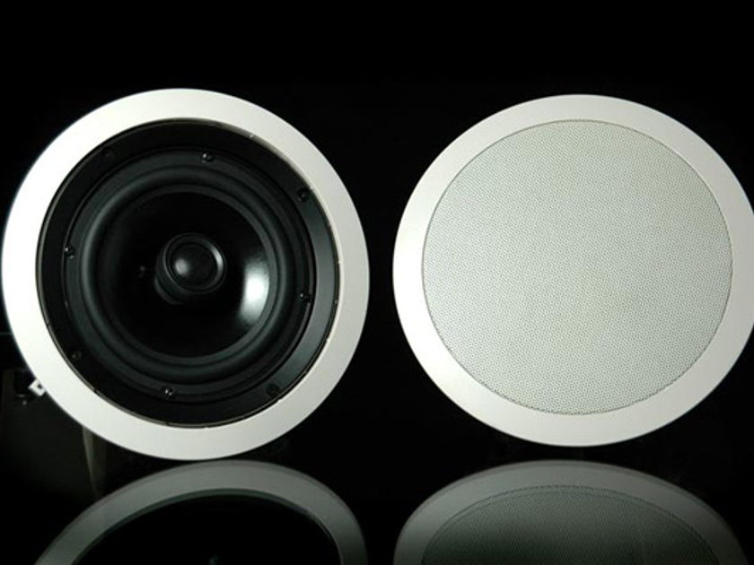 LSA 1 IC In-Ceiling speakers Quality drivers-Great for ATMOS