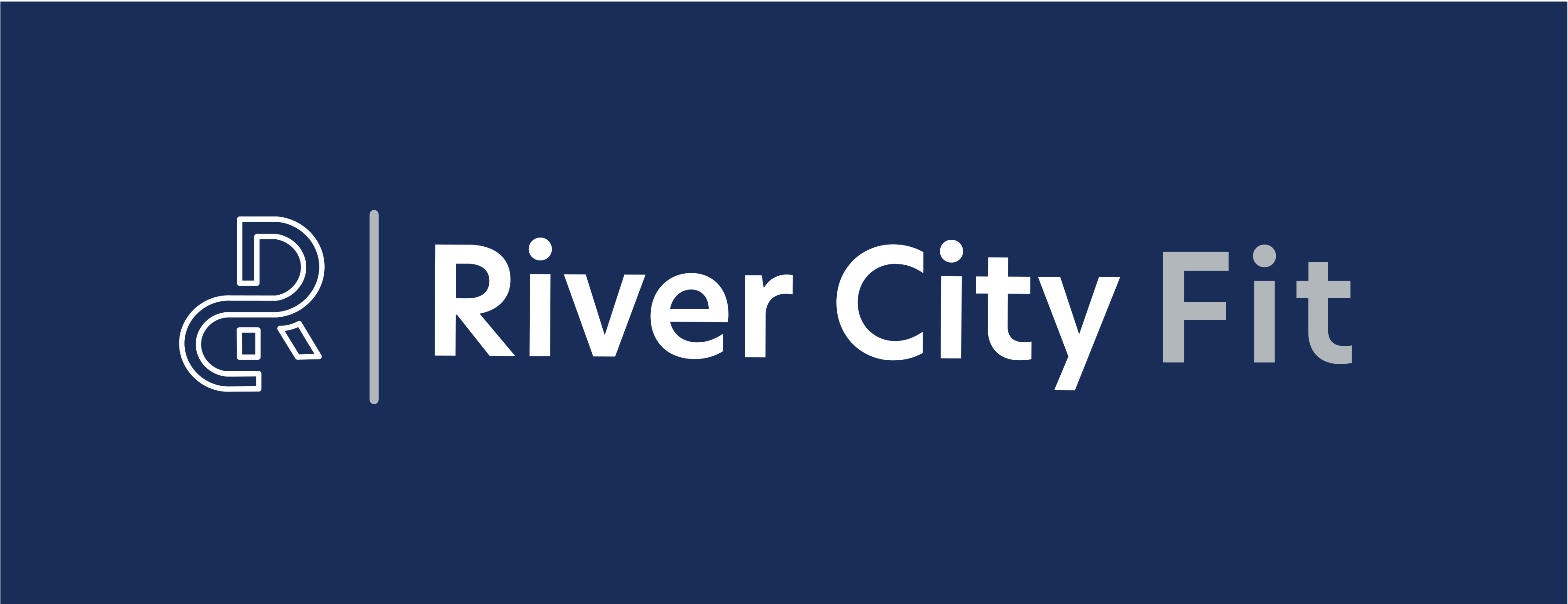 River City Fit logo