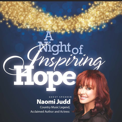 Picture of 5th Annual Night of Inspiring Hope Gala featuring Naomi Judd