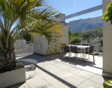 Ascona - Modern penthouse with private terrace on the roof