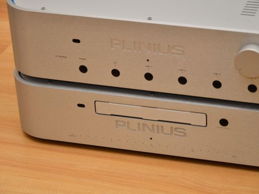 Plinius CD-101 CD Player Silver