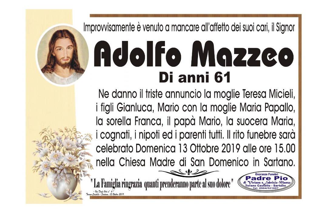 Adolfo Mazzeo
