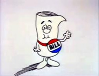 Like Schoolhouse Rock's 'Bill,' the Bachus legislation may get stuck in committee.
