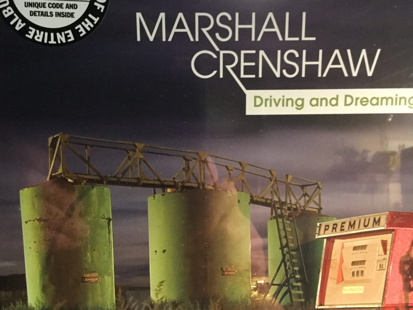 Marshall Crenshaw - Driving and Dreaming Sealed 10 inch
