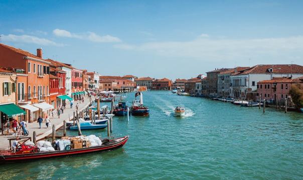 Один день в Венеции c гидом-историком