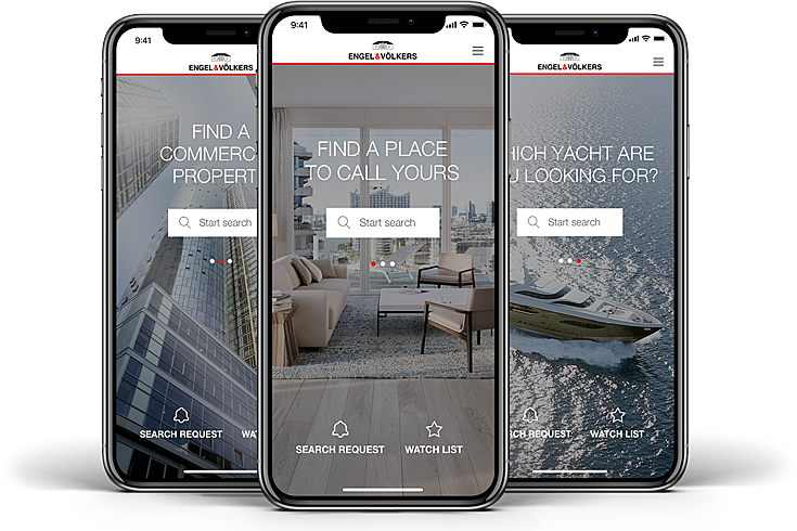 Birkirkara - Real Estate Search App