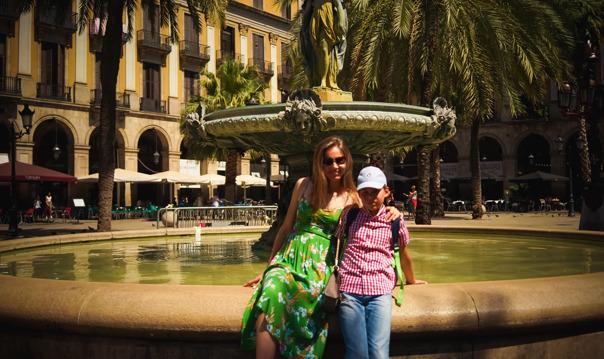 Все за один день в Барселоне