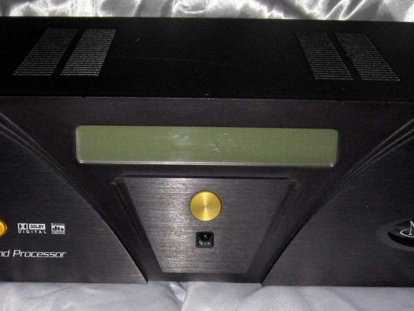 EAD Enlightened Audio Designs TheaterMaster Encore Processor lableled by Legacy
