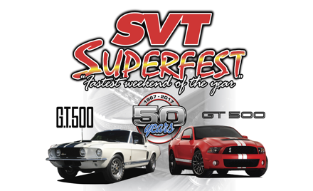 SVT Superfest 2017 at VIR Full Course