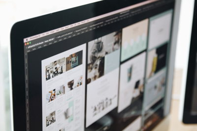 How an attractive website helps to make business