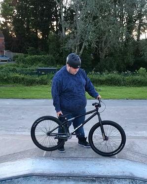 Bike Chain Wheel Stuck