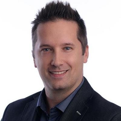 Sylvain St-Amand  Real estate agent RE/MAX Cité